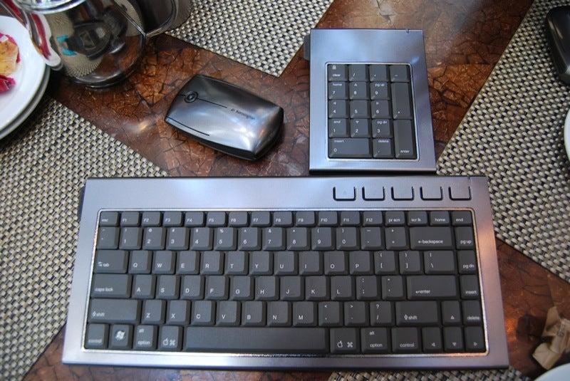 Kensington Rolls Out Modular SlimBlade Media Notebook Set and Four Sleek SlimBlade Mice