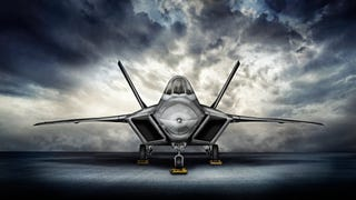 These Incredible Photos Of The F-22 Raptor Will Leave You Stunned