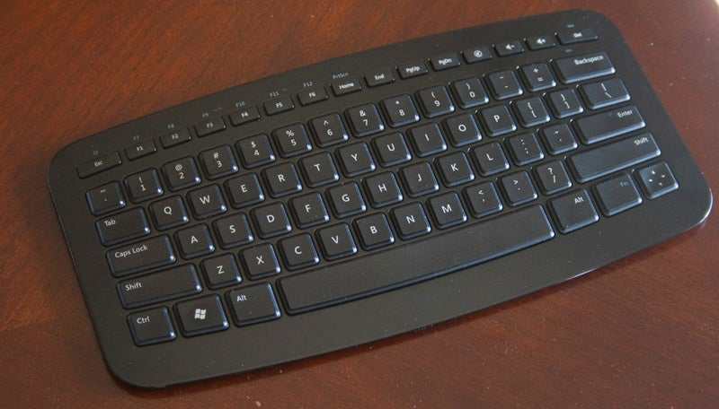 Microsoft Arc Keyboard Review