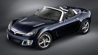 I Created The Saturn Sky Red Line