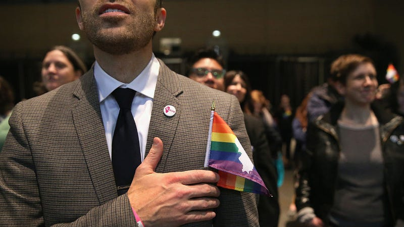 More Americans Think Gays Are Humans Who Deserve The Right to Marry