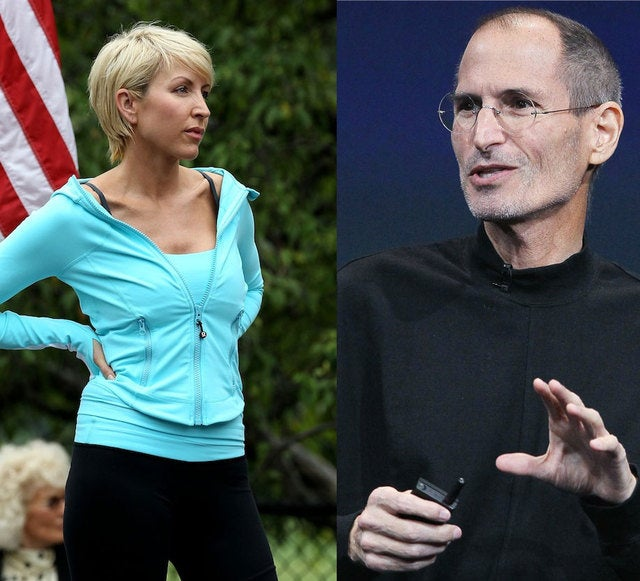 The Woman Who Tamed Steve Jobs?