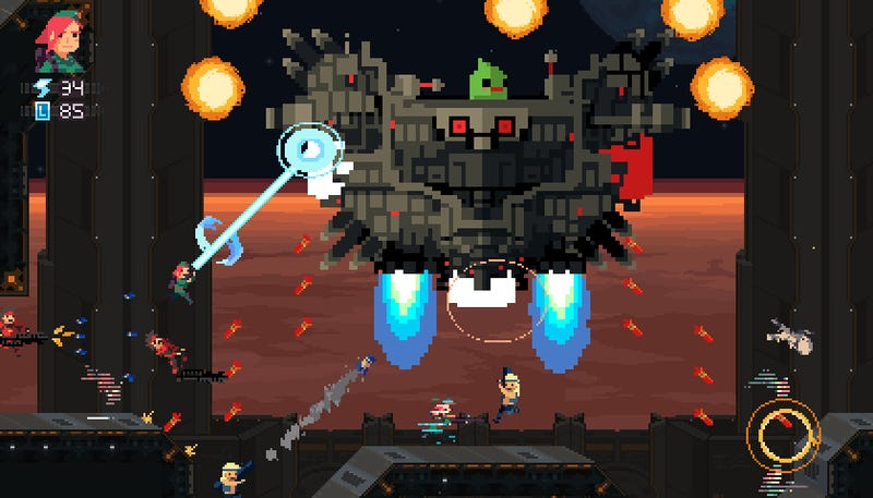 Holy Crap, Super Time Force Looks Cool