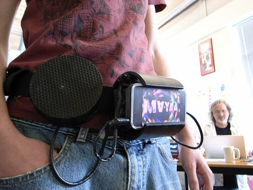 iPhone Belt, Urban Cowboy