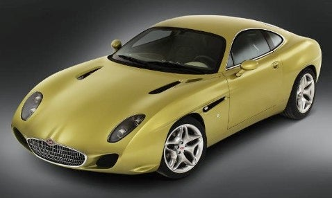 Zagato Diatto GT Ottovù to Enter Series Production