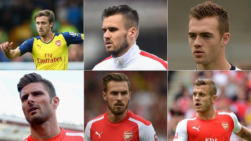 Arsenal's Indistinguishable White Boys, Ranked