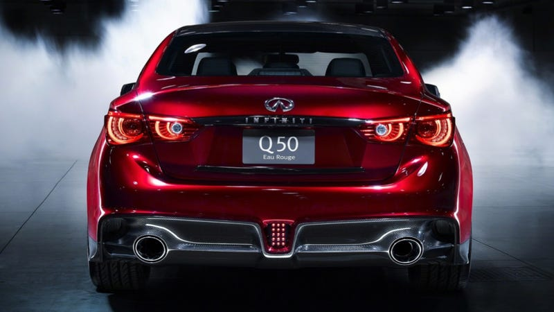 Infiniti Wants A Sub-Brand That Can Eat AMGs For Breakfast