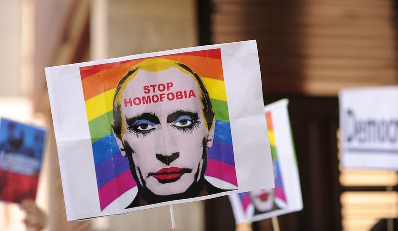 Russia Has Officially Banned Protests At The Sochi Olympics