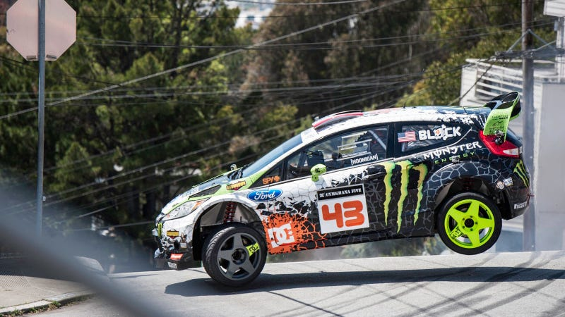 Gymkhana Is Coming To The 2013 X-Games