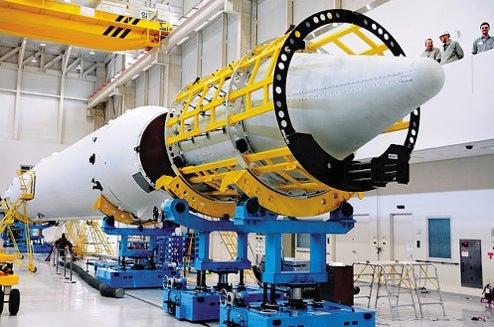 Korea Reveals its First Orbit-Capable Rocket