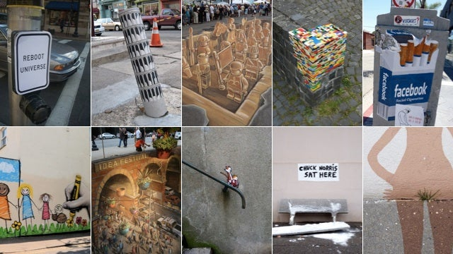The Best Street Art of the Year