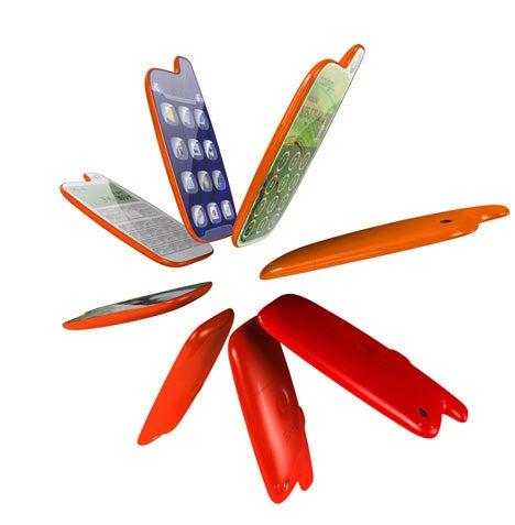 Mimique Cellphone Concept