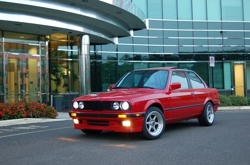 For $6,250, experience an E30-gasm