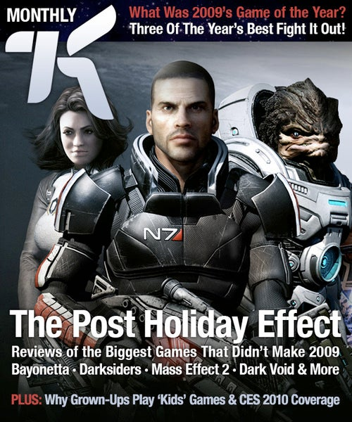 K Monthly - January 2010