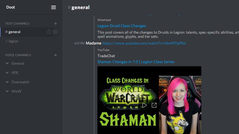 discord how to create afk channel