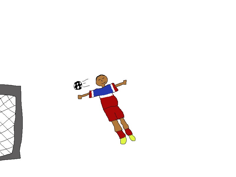 The World Cup Is Way Better In MS Paint Drawings