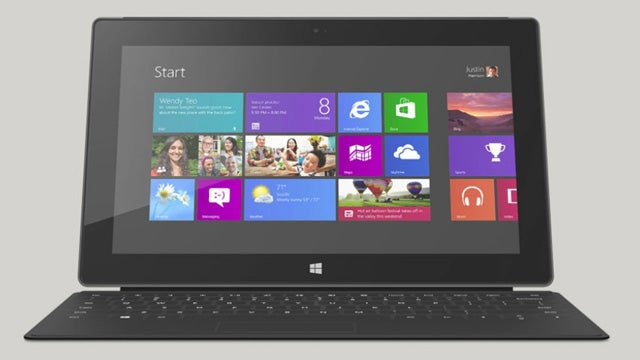 The 64GB Surface Pro Will Have Just 23GB of Usable Space