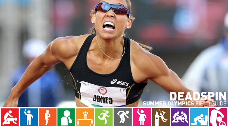 Olympics Field Guide: Lolo Jones, The 29-Year-Old Virgin Hurdler