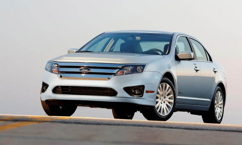 2010 Ford Fusion Hybrid Qualifies For $3,400 Federal Hybrid Tax Credit