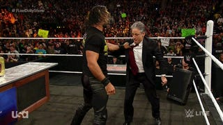 Jon Stewart Just Kicked Seth Rollins In Th