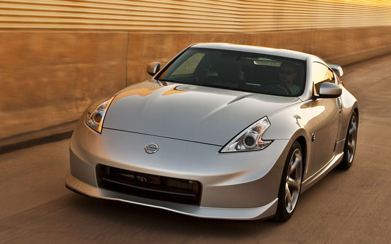 2009 NISMO 370Z: The 350 HP Flying Catfish