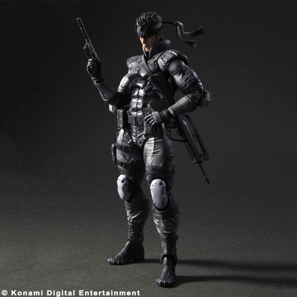 Ready to Pre-Order Some Solid Snake? How about Cyborg Ninja?