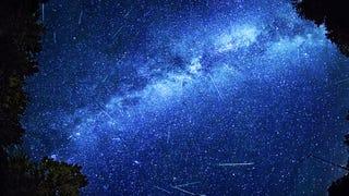 Cómo ver la lluvia de estrellas Oriónidas esta madrugada