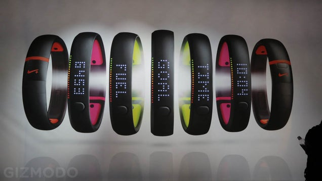 Report: Nike Is Killing the FuelBand