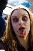 Weekend Project: Become a zombie