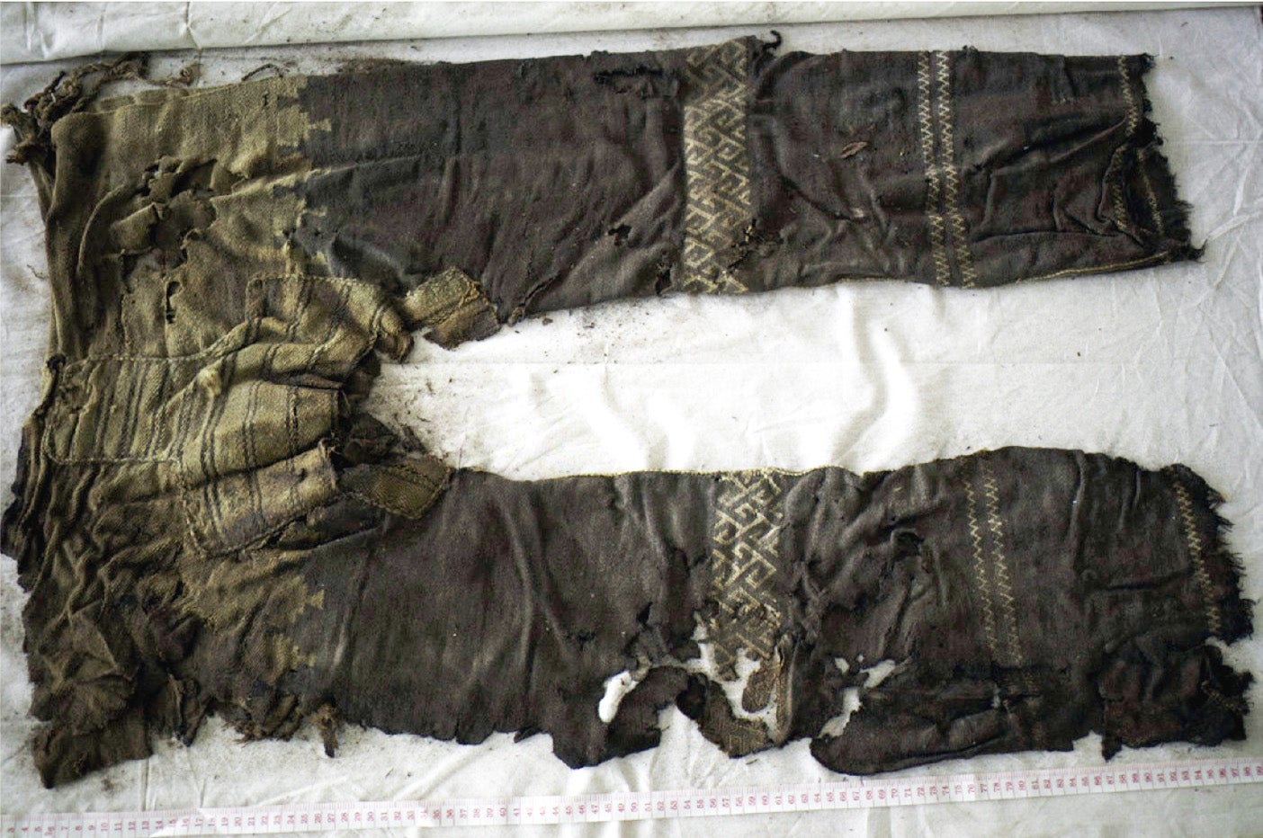 These 3,000-year-old trousers are the oldest in the world