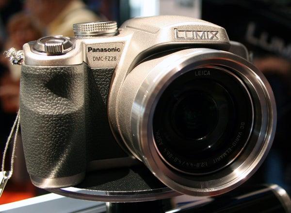 Panasonic Lumix Camera Summer Sequels: FZ28 18x Zoomer, 14.7-Megapixel FX150 and Ultra-wide Angle FX37