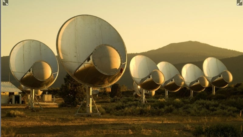 Success! The SETI Telescope Array will soon be back online!