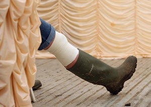 Mud: Glastonbury's Great Equilizer