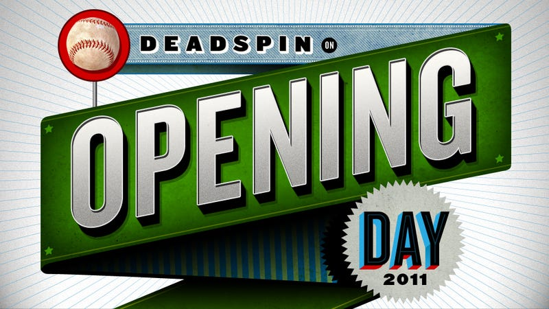 Deadspin's Coverage Of Opening Day
