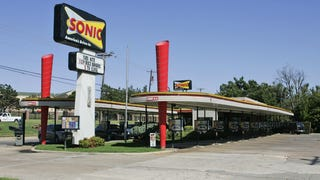 Sonic Drive In, How Does it Work?