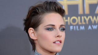 ​No One Wants to Talk To Kristen Stewart Because She's Famous