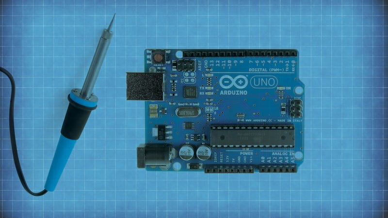 Have You Ever Built Something with an Arduino?