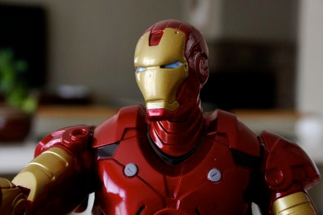 Iron Man Toys: Guns and Action Figures...Made of Plastic