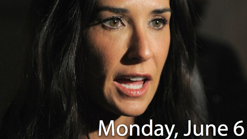 Demi Moore's Documentary About Child Sex Slavery To Air On CNN
