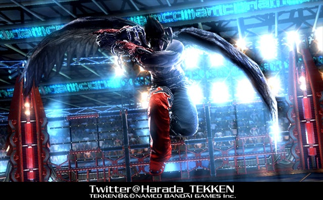 Devil Jin Taps In For New Tekken Tag Tournament 2 Screenshots
