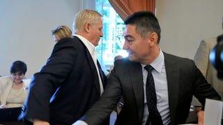 """Lebékemenetezte a Critical Masst és a többi civilt Horváth """"Búra"""" Csaba"""