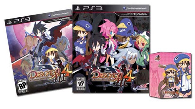 The Disgaea 4 Premium Package Totally Gives A Fuka