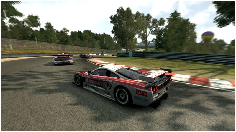 Latest RACE Pro Screens Speed By