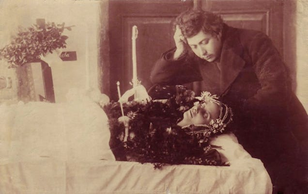 15 More Examples Of Victorian Death Photography That Will ...