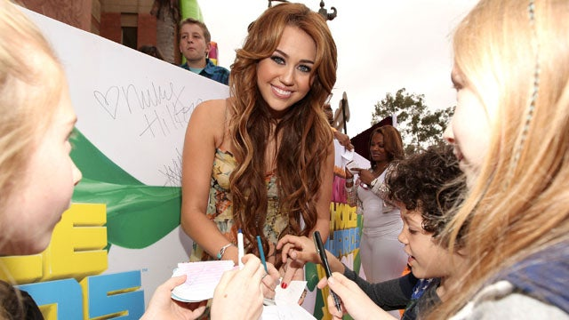 Miley Cyrus Totally Didn't Diss Rebecca Black