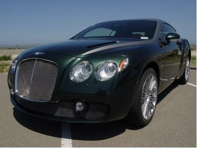 The Bentley GTZ Zagato Will Fill Your Garage and Empty Your Savings