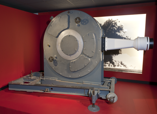 Filming Atomic Blasts Requires This Massive, Complicated Camera