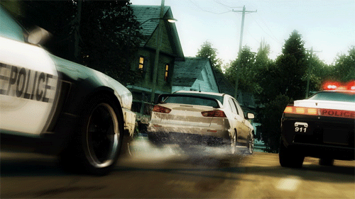 NFS Undercover Plays Cops And Robbers Online