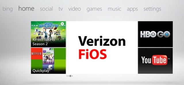Xbox Verizon FiOS Viewing Will Be Weighed and Measured by Nielsen