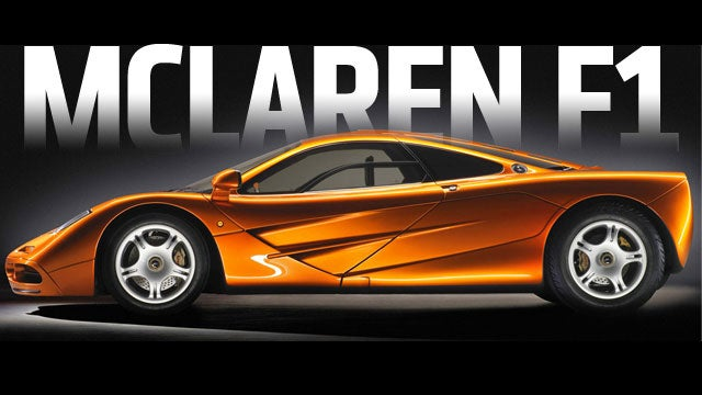 McLaren P1 Vs. McLaren F1: How Do They Match Up?